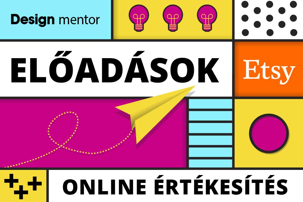Design Mentor Etsy előadás
